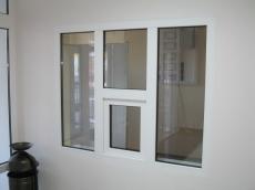 Противопожарные окна (е30, е45, е60)